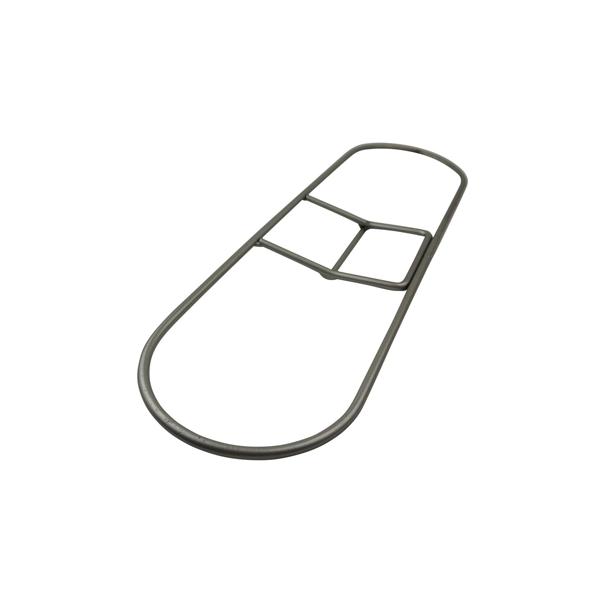 Soporte metálico p/mopa polvo de 91 cm
