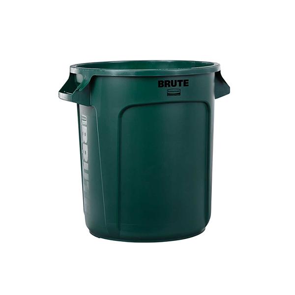 Contenedor BRUTE de 37 lts Verde