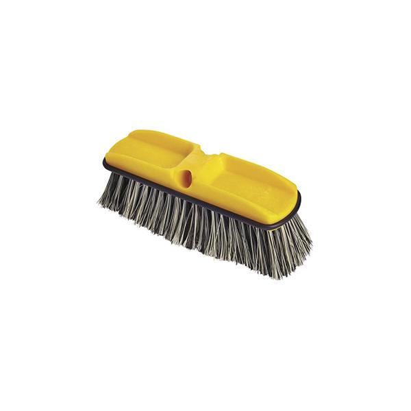 Cepillo cerdas blandas para camiones, 24cm sin mango