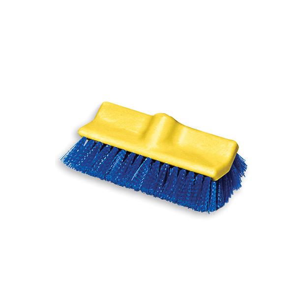 Cepillo  cerdas duras c/fibra sintética de 25,4cm. Sin mango