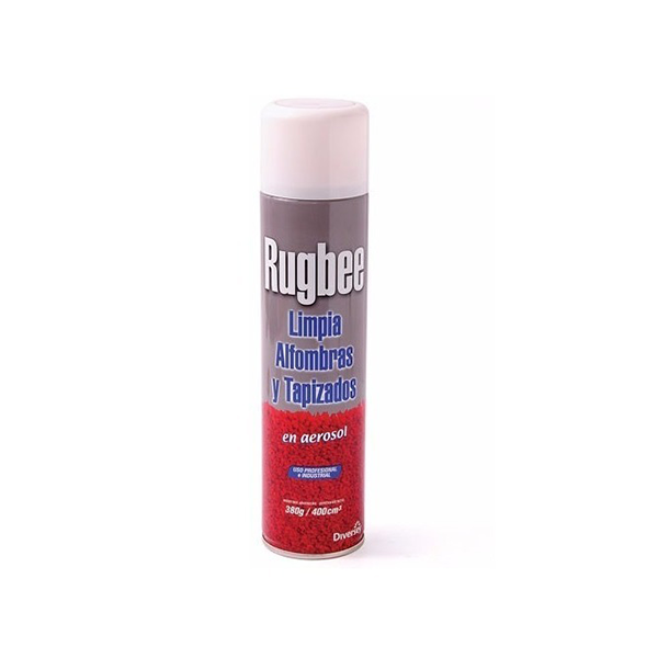 Limpiador de alfombras Rugbee 400 cc