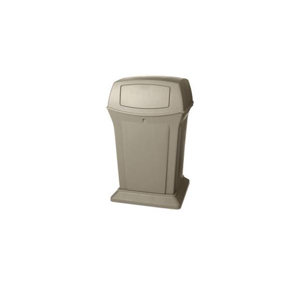 Contenedor decorativo Ranger c/2 Puertas. Beige