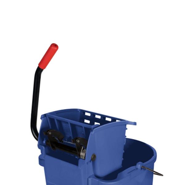 Trapeador Wave Brake prensa lateral 33Lts. Azul