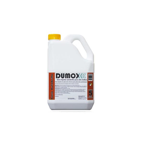 Cera incolora Autobrillo Dumox x 5 lts
