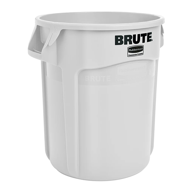 Contenedor BRUTE de 75 lts Blanco