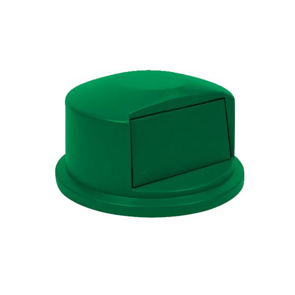 Tapa domo para contenedores BRUTE de 121 lts Verde