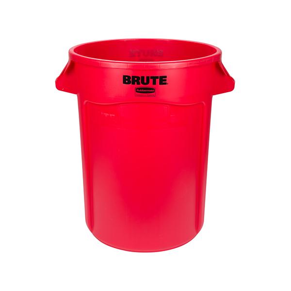 Contenedor Brute 166.5lts Rojo