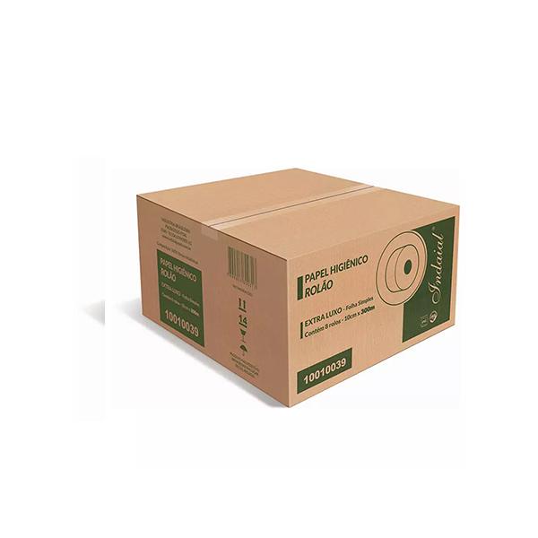 Papel higiénico calidad premium - INDAIAL - 300 MTS