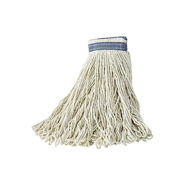 Mopa de algodón punta bucle, 453 gr