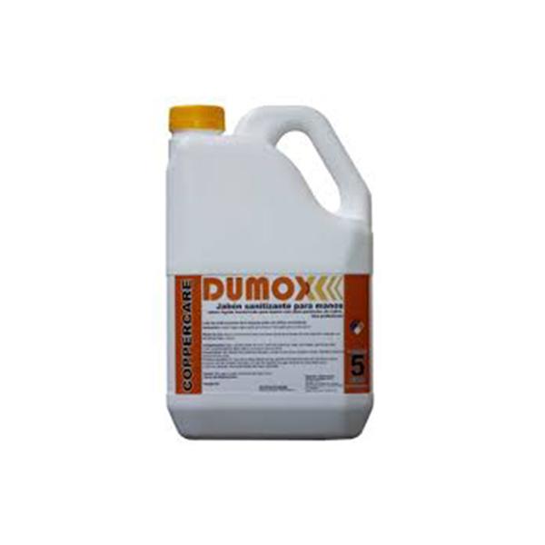 Dumox Coppercare x 5lts - Jabón bactericida