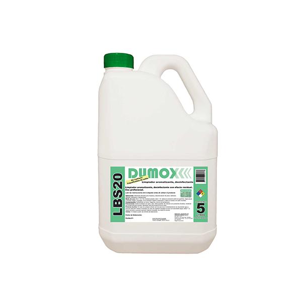 Desinfectante aromatizante Dumox LBS20H x 5lts