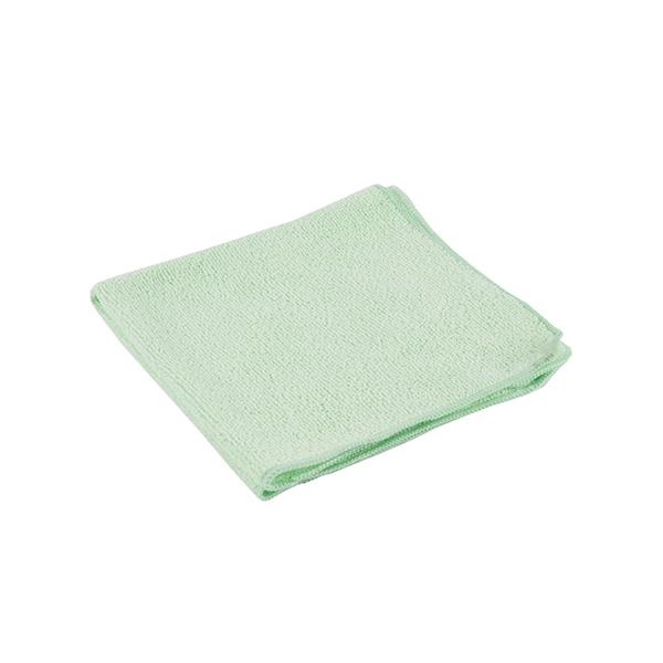 Paño de microfibra para trabajo ligero - verde