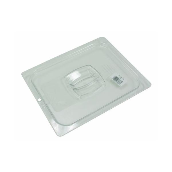 Tapa para recipiente Food pan GN 1/ 2 (32, 5 CM x 26,5 CM) sin ranura para cucharas
