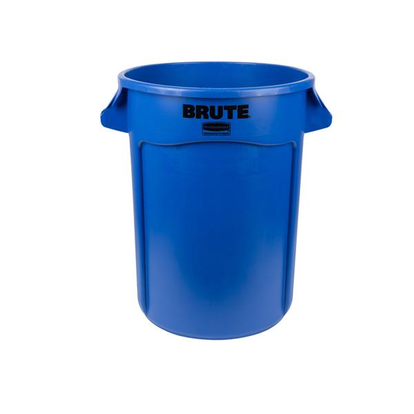 Contenedor BRUTE de 121 lts Azul