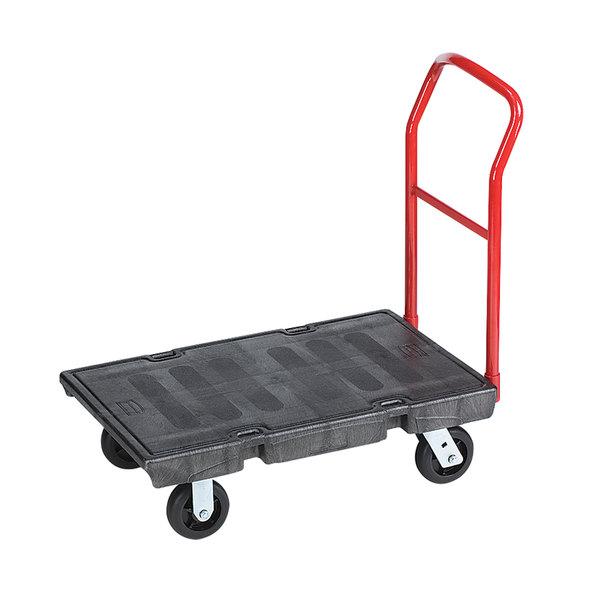 Plataforma con ruedas para cargas pesadas