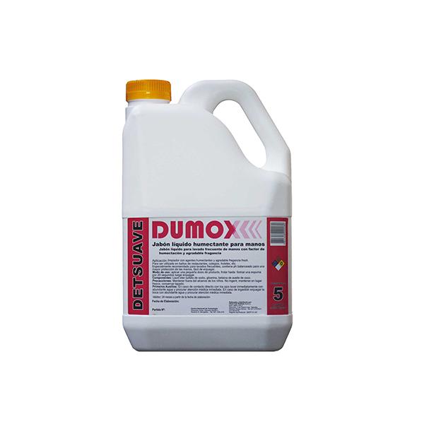 Dumox Detusave x 5lts  - Jabón líquido