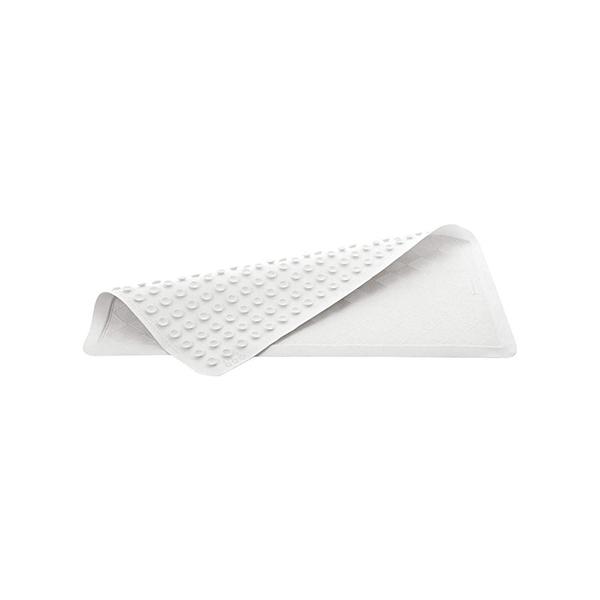 Tapete Safti-grip grande, blanco