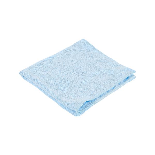 Paño de microfibra para trabajo ligero - azul