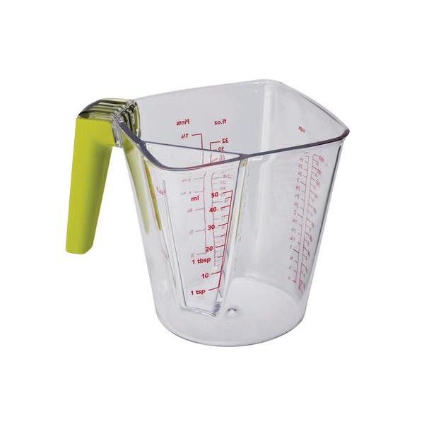 Jarra de medición 2-en-1 de doble cámara