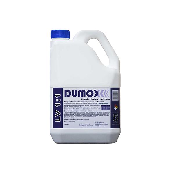 Limpia vidrios Dumox LV1 x 5lts