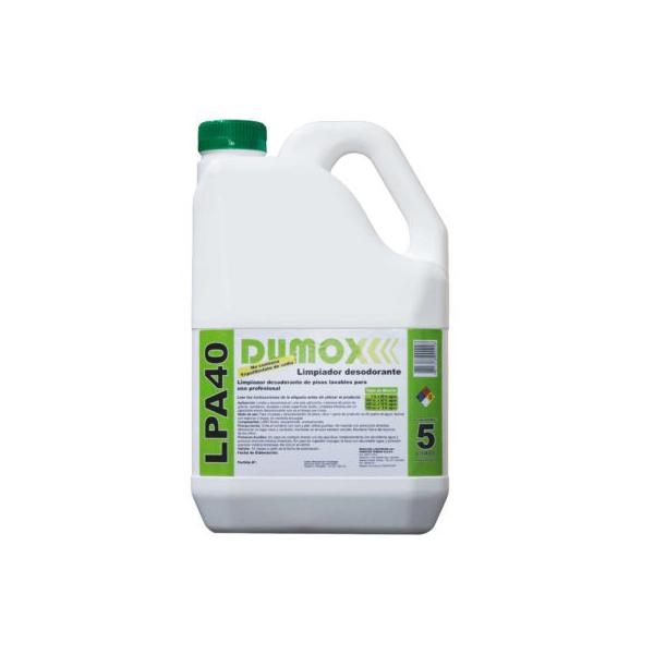 Desodorante de ambiente DUMOX LPA 40 x 5lts