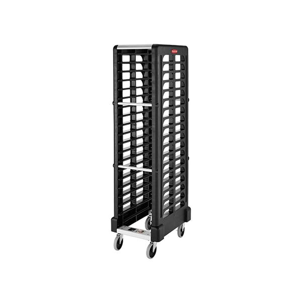 Carro estante Rack Max System - para bandejas gastronómicas