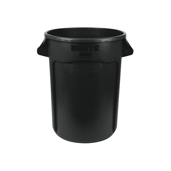 Contenedor BRUTE de 121 lts Negro