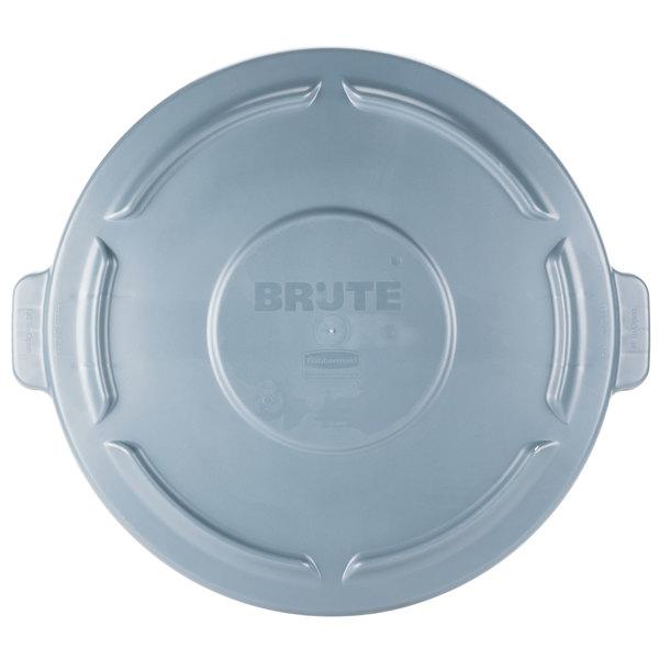 Tapa para Contenedor Brute 2620 - COLOR UNICO NEGRO