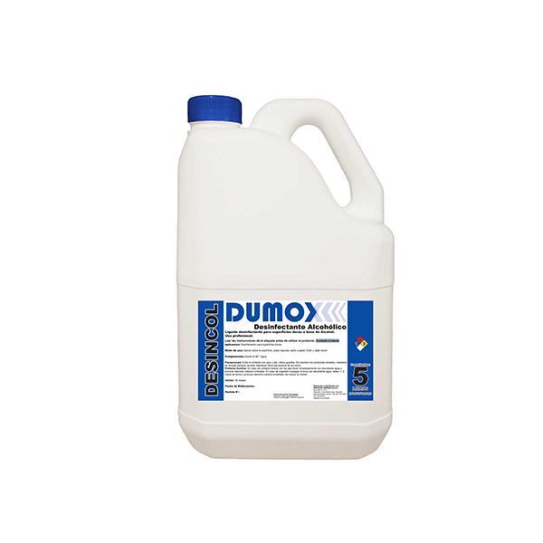 Desinfectante Dumox DESINCOL x 5 lts