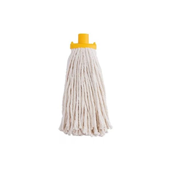 Mopa de algodón punta rosca 190 gr