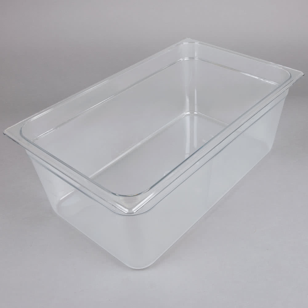 RECIPIENTE FOOD PAN 25.7LTS. - GN1/1 (53 cm x 32 cm)