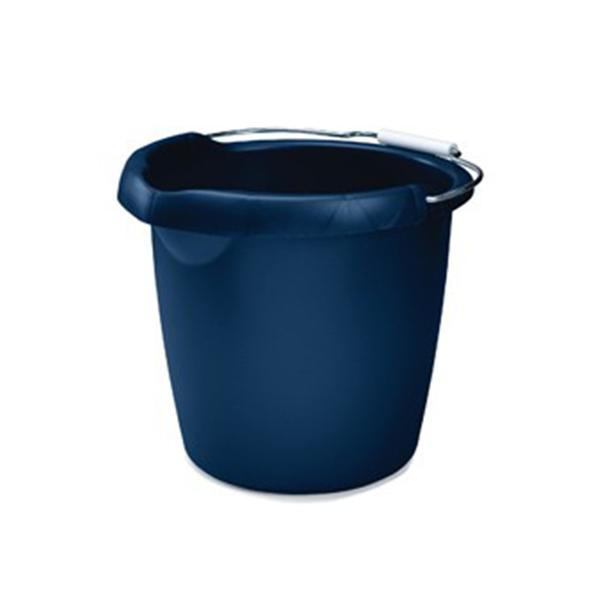 Balde redondo Roughneck 13 lts. Azul