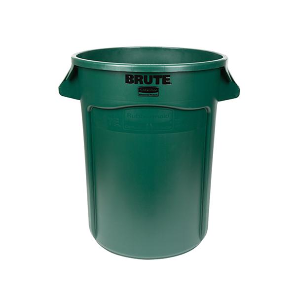 Contenedor BRUTE de 121 lts Verde