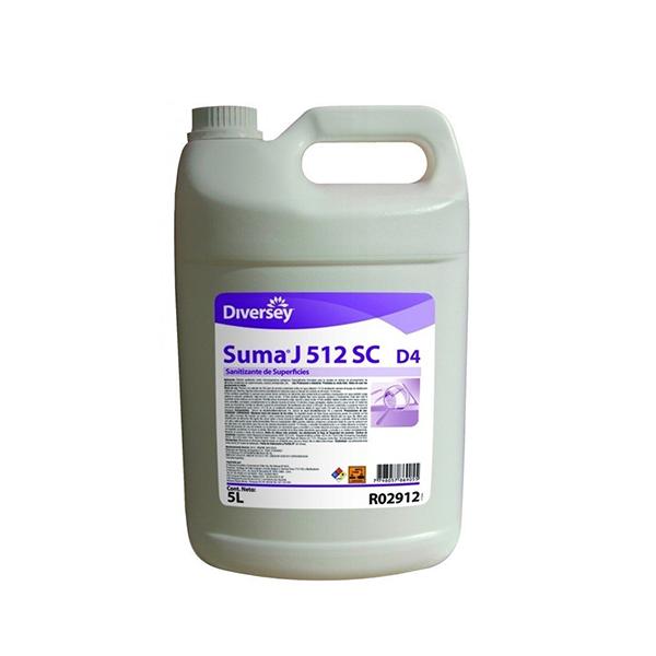 Sanitizante SUMA J512 x 5lts